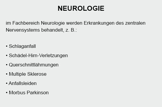 Neurologie in 21521 Aumühle
