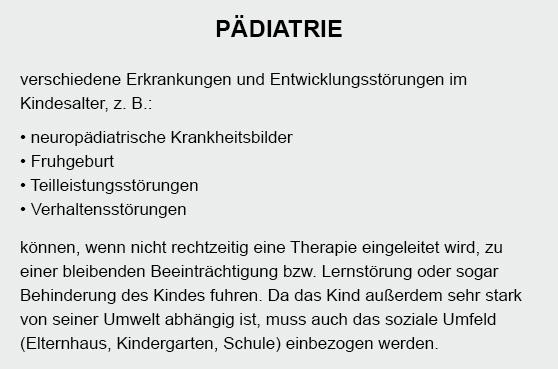 Paediatrie in  Aumühle