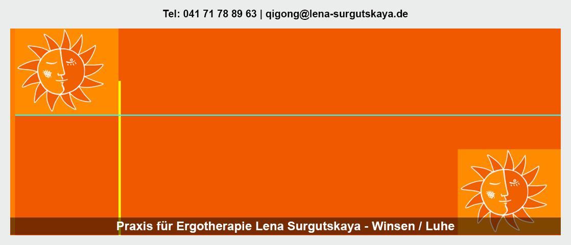 Ergotherapie in Brackel - Ergotherapeutin - Lena Surgutskaya: Orthopädie, Qigong, Hirnleistungstraining,