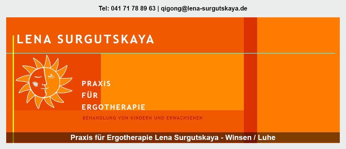 Neurologie Schnakenbek - Ergotherapeutin - Lena Surgutskaya: sensomotorisch-perzeptiv, ADHS, TCM,